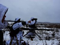 Ukraine reports two ceasefire violations by Russian proxies in Donbas in past day