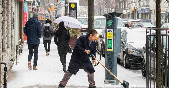 "Our Canada Winter Forecast is out -- find out how this winter will compare to ""normal"""